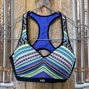 VICTORIA SECRET SPORTS BRA VSX 36 C EXCELLENT